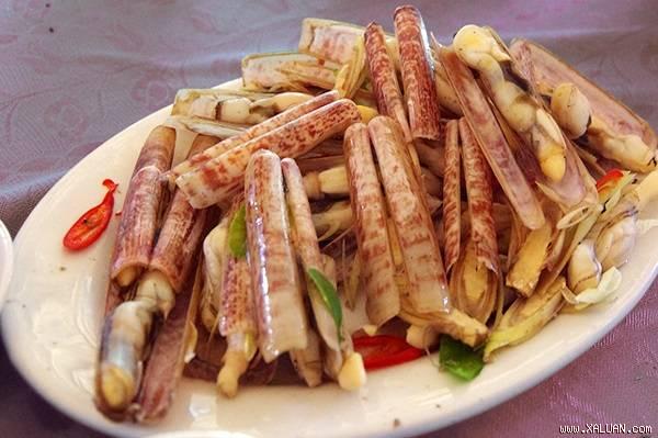 Thơm ngọt món ốc móng tay vùng biển Quảng Ninh