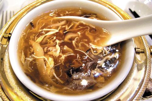 Súp hải sâm- món ngon giàu dinh dưỡng