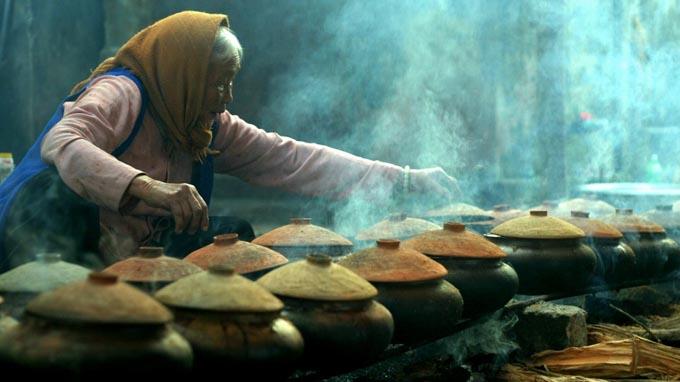 Cá kho làng Vũ Đại là món ăn có từ lâu đời