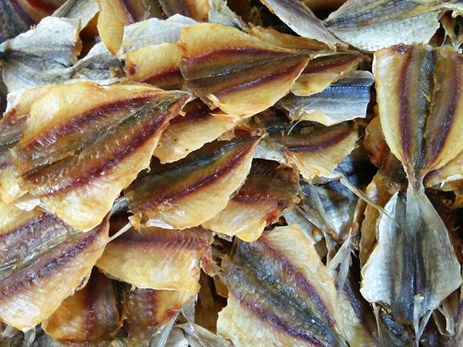 Cá chỉ vàng tại Hà Nội