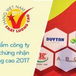 Mực khô Bá Kiến vinh dự được trao tặng danh hiệu Hàng Việt Nam chất lượng cao