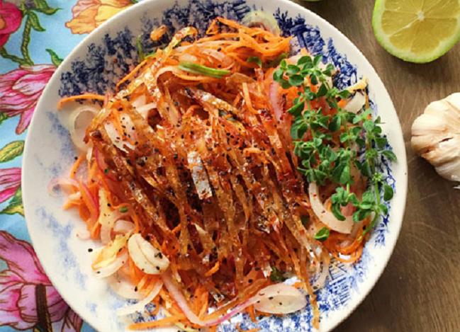Các cách chế biến cá bò khô ngon nhất cho người sành ăn