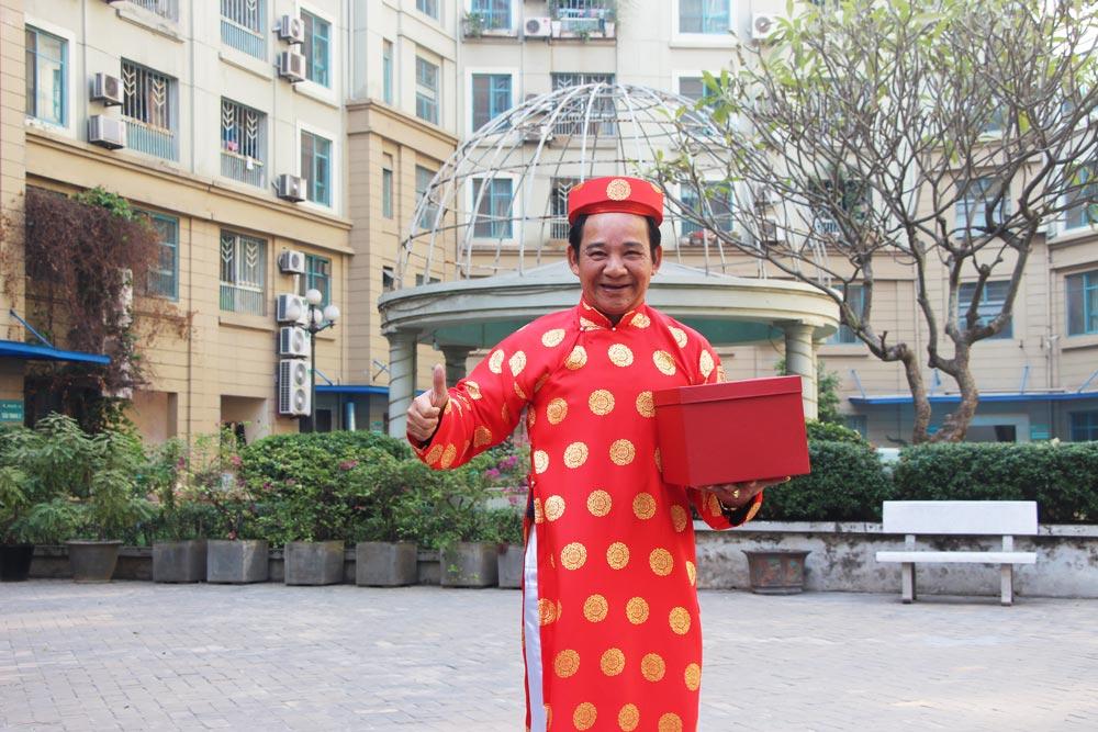 Nghệ sĩ Quang Tèo đánh giá Cá kho Tiến Vua xứng đáng trở thành món quà biếu tặng Đẳng Cấp nhất