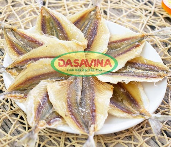 Màu cá chỉ vàng tự nhiên, không chất phụ gia, chất bảo quản