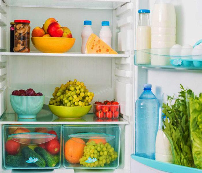 Bảo quản mực khô trong tủ lạnh sẽ để được mực lâu hơn