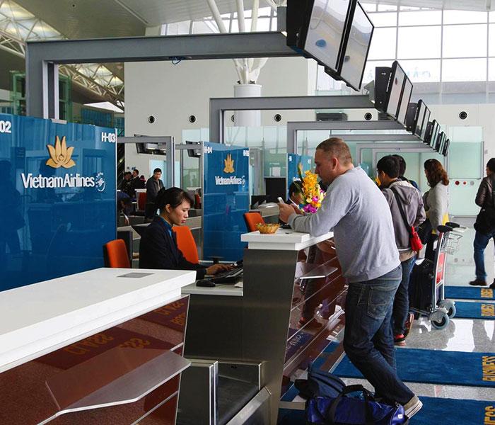 Hãng Vietnam Airlines chỉ chấp nhập vận chuyển mực khô theo hình thức hành lý kí gửi
