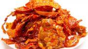 Cách làm khô mực ngào ớt hấp dẫn, nhâm nhi tại nhà