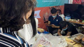 Mực khô Bá Kiến tham gia hội chợ Đặc sản vùng miền Việt Nam 2020