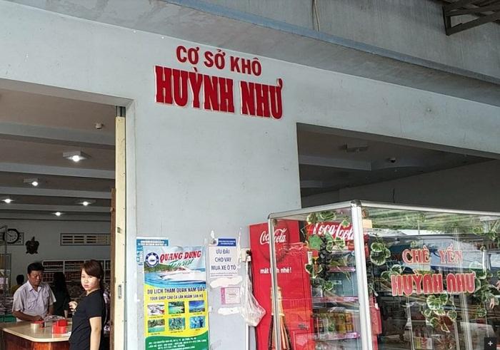 Cơ sở khô Huỳnh Như - Phú Quốc