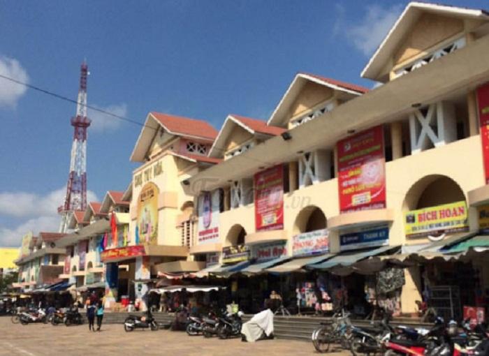 Chợ Tuy Hòa Phú Yên