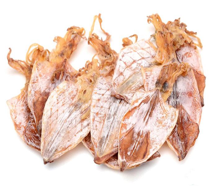Mực khô Quảng Bình được phân phối tại Hà Nội