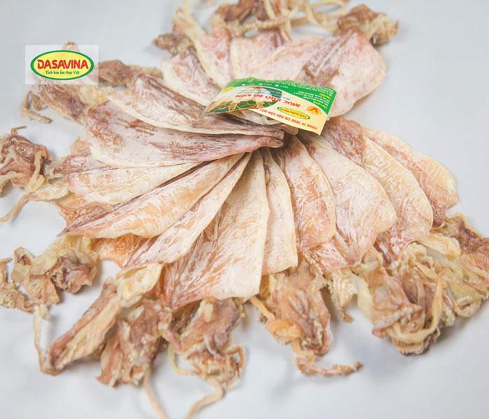 Mực khô Cô Tô - sản phẩm đảm bảo chất lượng vệ sinh an toàn thực phẩm