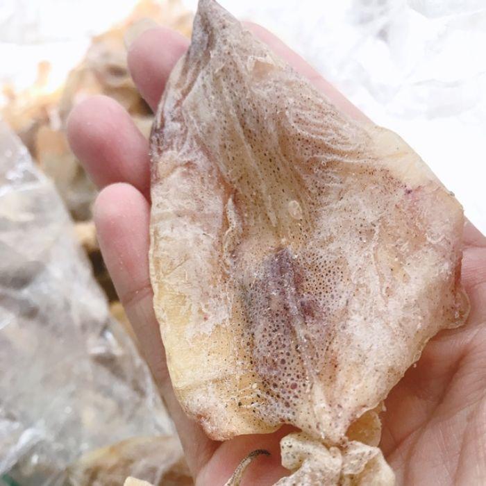Hương vị của mực khô Hà Tĩnh thực sự hấp dẫn