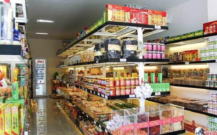 Cửa hàng đặc sản Phương Nghi, thành phố Quy Nhơn